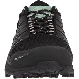 inov-8 Roclite 315 GTX Chaussures Femme, black/green